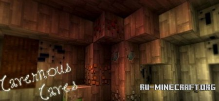 ������� Heartlands [16x] ��� Minecraft 1.8