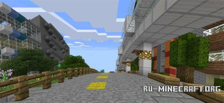 Скачать Parabolic Shaders для Minecraft PE 0.14.0