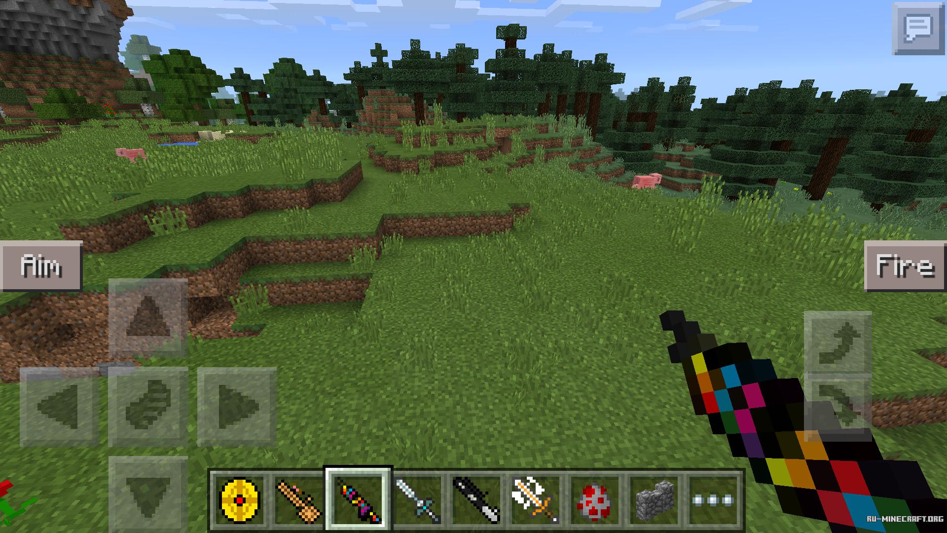 Скачать карту Тюрьма для Minecraft PE 1.1.4