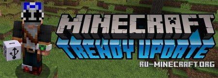 Лого Minecraft 1.RV