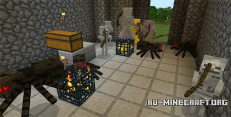 Скачать Battle Towers для Minecraft PE 0.14.0
