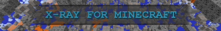 Скачать X-Ray для Minecraft 1.9