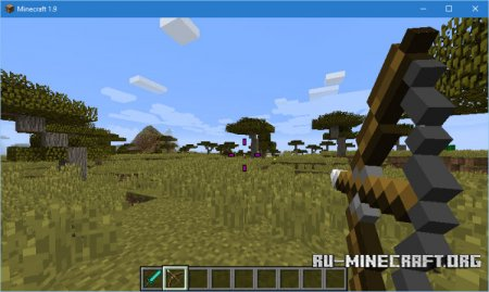 ������� Custom Crosshair ��� Minecraft 1.8.9