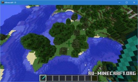 Скачать Custom Crosshair для Minecraft 1.8.9