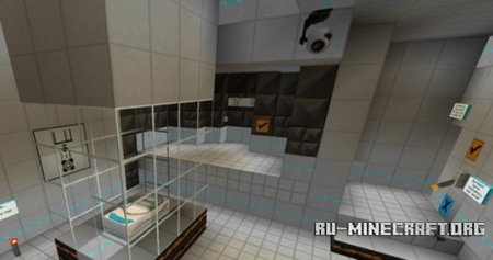 ������� Precisely Portal and Modified Portal [32x] ��� Minecraft 1.8.8