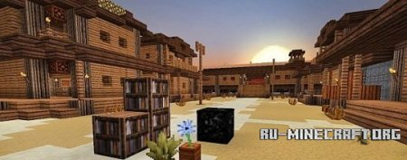������� ICrafting�s Western Style [32x] ��� Minecraft 1.8.8