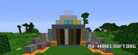 ������� Rectic Pack [64x] ��� Minecraft 1.7.10