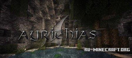 Скачать Ayrithias [32x] для Minecraft 1.7.9