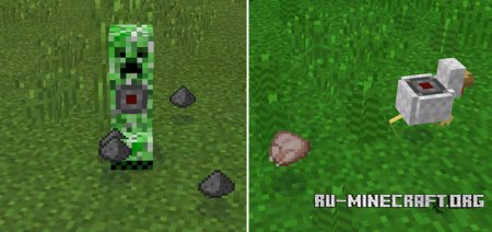 ������� Attachable Grinder ��� Minecraft PE 0.14.1