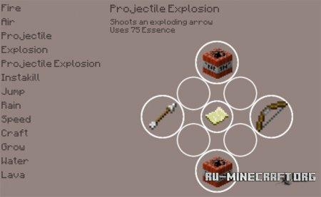 Скачать SpellCraft для Minecraft PE 0.14.0