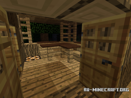 ������� Forest House V ��� Minecraft