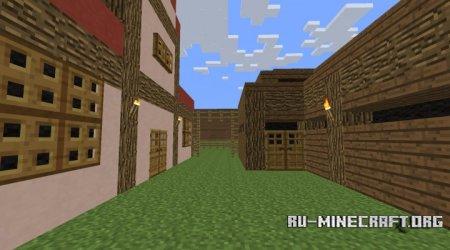 Скачать The Legend Zelda Ocarina Of Time II для Minecraft