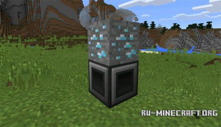 Скачать Crystal Expansion для Minecraft PE 0.13.1