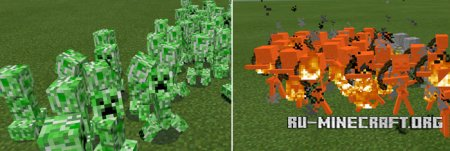 Скачать The Amazing Lucky Block для Minecraft PE 0.13.1