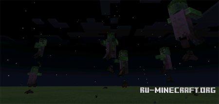 Скачать Lucky Block Infernal для Minecraft PE 0.13.1