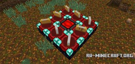 Скачать Magicraft для Minecraft PE 0.13.1