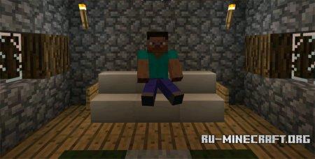 Скачать Super Chair Sitter 2000 для Minecraft PE 0.14.0