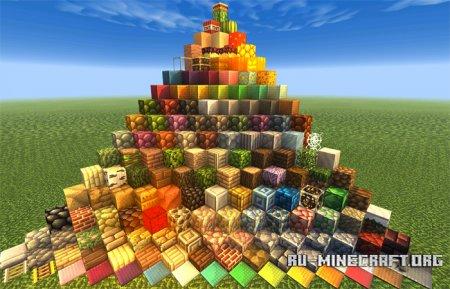 Скачать Plunder's Pixelcraft для Minecraft PE 0.14.0
