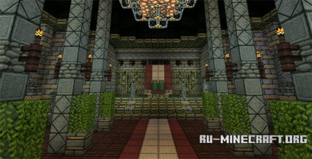 Скачать Dokucraft Dwarven [32×32] для Minecraft PE 0.14.0