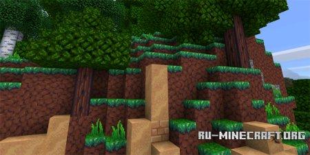 Скачать Pixel DayDream для Minecraft PE 0.13.1