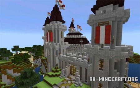 Скачать Defscape для Minecraft PE 0.13.0