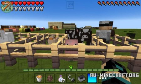 ������� Flows PvP ��� Minecraft PE 0.13.0