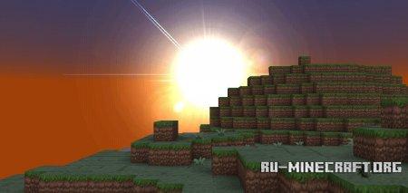 Скачать Ovo's Rustic Redemption для Minecraft PE 0.13.0