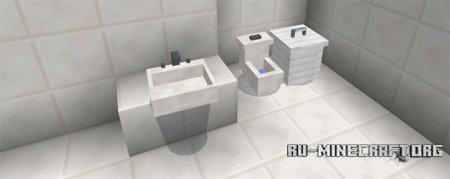 Скачать Pocket Furniture для Minecraft PE 0.14.1