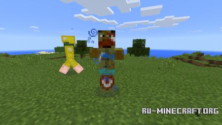 Скачать Dead MinecraftPE для Minecraft PE 0.14.1