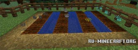 Скачать Ore Crop для Minecraft PE 0.14.1