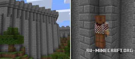 Скачать AJModsMCPE  для Minecraft PE 0.14.0