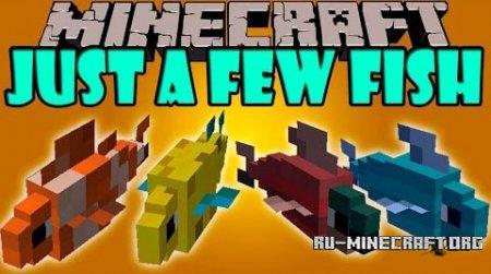 Скачать Just a Few Fish для Minecraft 1.8
