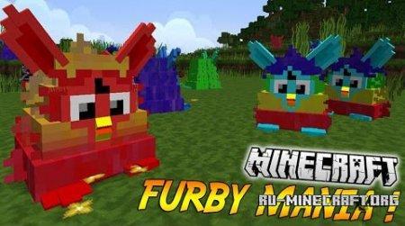 Скачать Furby Mania для Minecraft 1.7.10