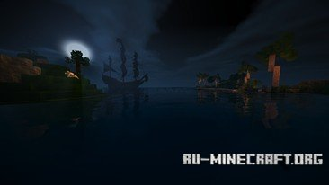 Скачать Pirates of the Caribbean [128x] для Minecraft 1.8.9