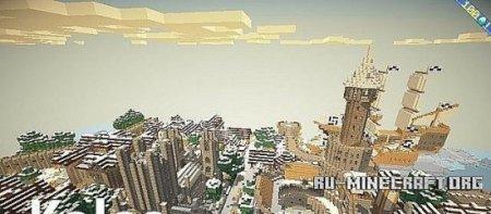 Скачать Kalos [16x] для Minecraft 1.7.10