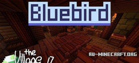 Скачать Bluebird [16x] для Minecraft 1.7.10