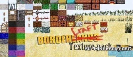 Скачать Bordercraft [128x] для Minecraft 1.7.10