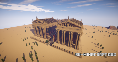 ������� Temple of Erolith ��� Minecraft