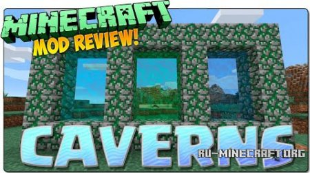 ������� Cavern ��� Minecraft 1.9