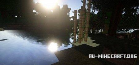 Скачать MauZi Realistic [16x] для Minecraft 1.7.10