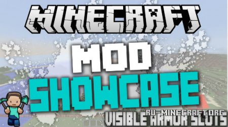 ������� Visible Armor Slots ��� Minecraft 1.9