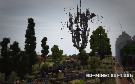 ������� A Crow's Funeral ��� Minecraft
