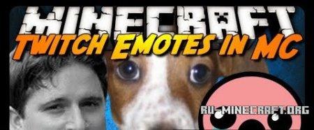 Скачать EiraMoticons для Minecraft 1.7.10