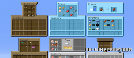 Скачать MrCrayfishs Furniture для Minecraft 1.8.8