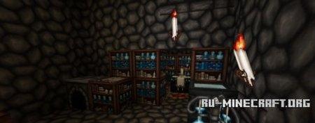 Скачать Wolfhound [64x] для Minecraft 1.9