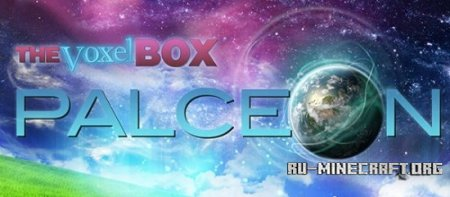 ������� The Voxel Box Palceon [16x] ��� Minecraft 1.7.10