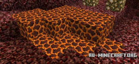 Магма в Minecraft 1.10