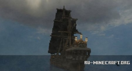 Скачать Pirates of the Caribbean [128x] для Minecraft 1.9