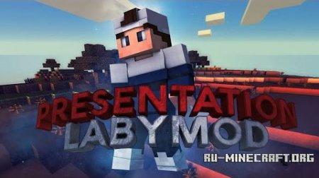 Скачать Laby для Minecraft 1.9.4