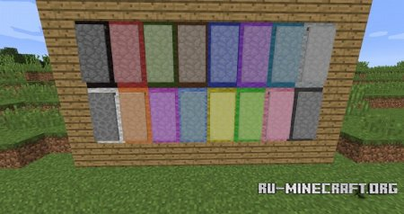 Скачать Additional Banners для Minecraft 1.9.4